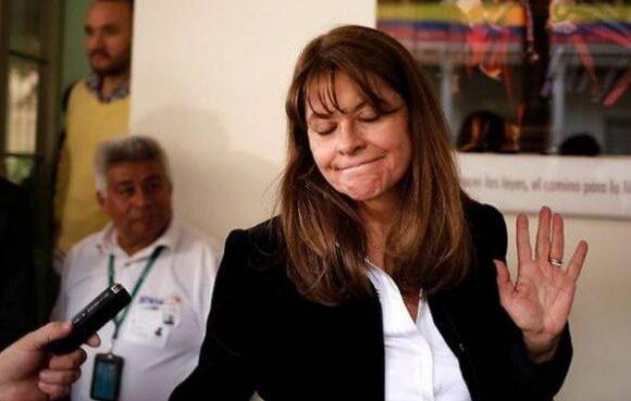 Marta Lucía, la insoportable baronesa que quiere ser presidente