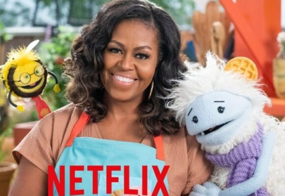 Michelle Obama se estrena en Netflix
