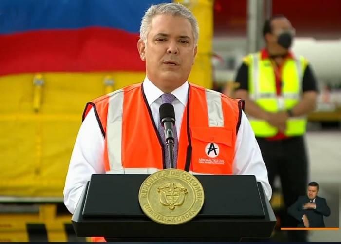 No, señor Duque, usted no le ha cumplido a Colombia