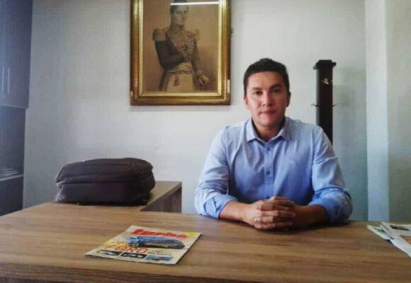 Daniel Arbeláez Echeverri, un presidente del concejo cercano a la gente