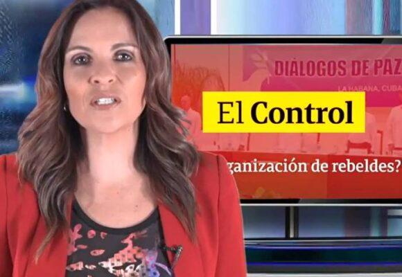 El descontrol de María Andrea Nieto
