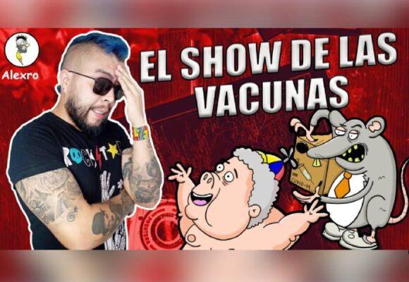 VIDEO: El show de las vacunas