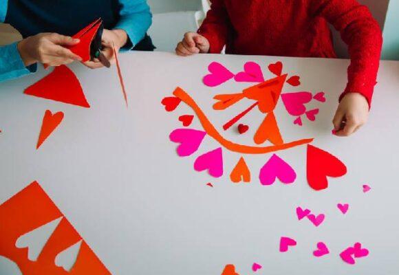 San Valentín en las escuelas