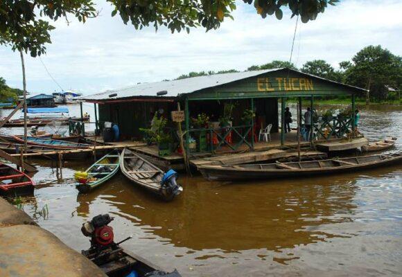El eterno olvido a la Amazonía colombiana