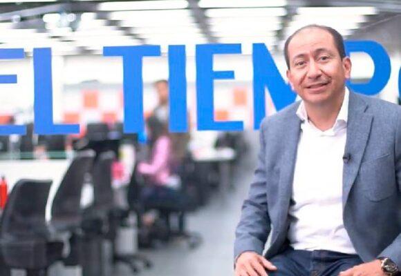 Este es Andrés Mompotes, el nuevo director de El Tiempo