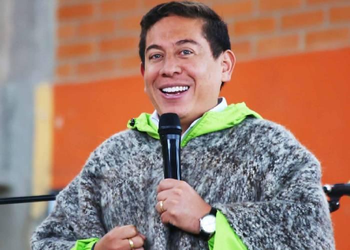 Carlos Amaya confirmó su aspiración presidencial
