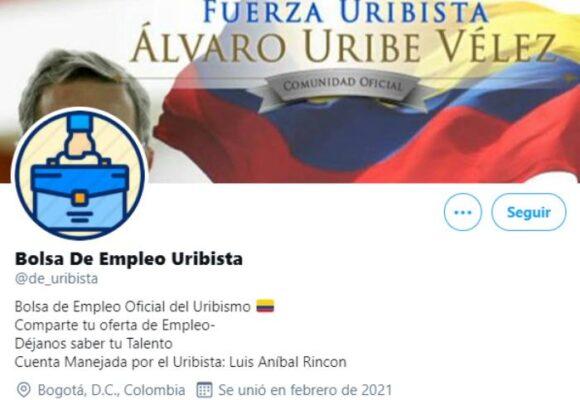La Bolsa de Empleo Uribista