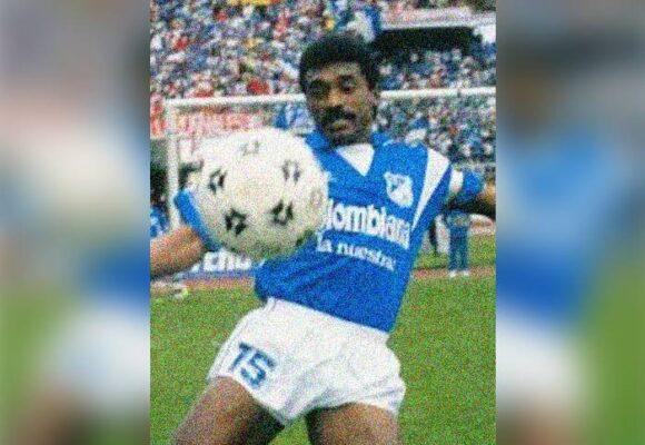 Arnoldo Iguarán, una figura estelar del fútbol colombiano