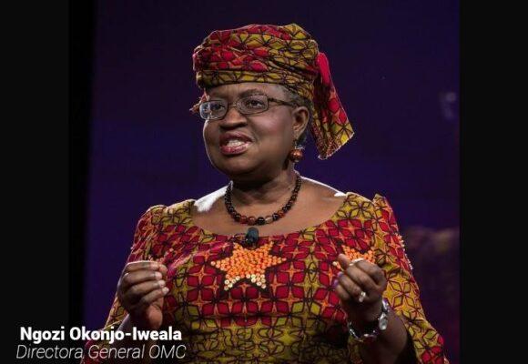 Ngozi Okonjo-Iweala, primera mujer y primera africana en dirigir la OMC