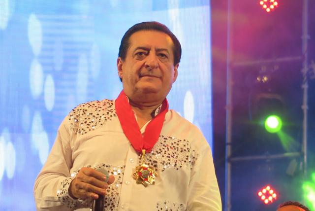 Ni el Coronavirus pudo con el indestructible Jorge Oñate