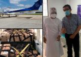 Searca, la aerolínea que llevará la vacuna a donde Avianca no llega
