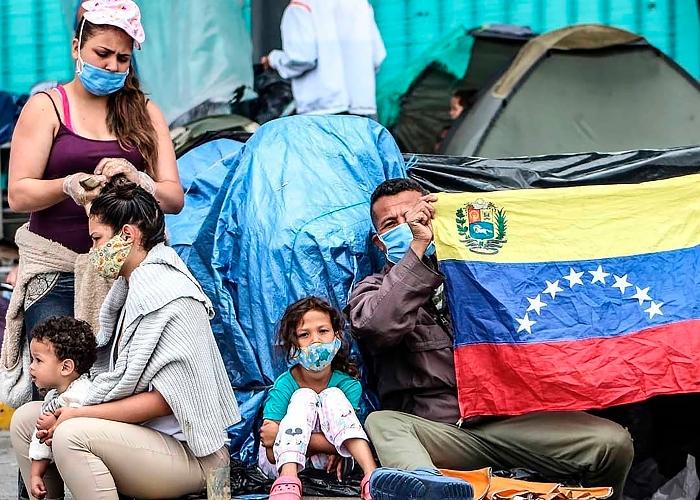 El drama de los venezolanos con Covid en Cúcuta