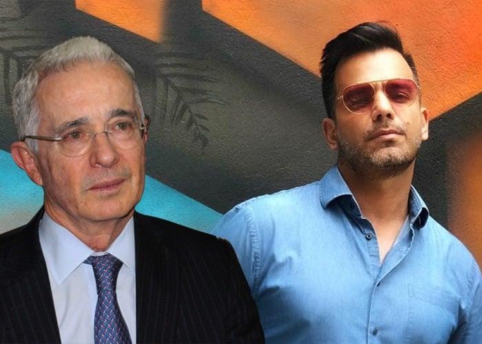 Incesante matoneo a Jorge Cárdenas y a Uribe en twitter