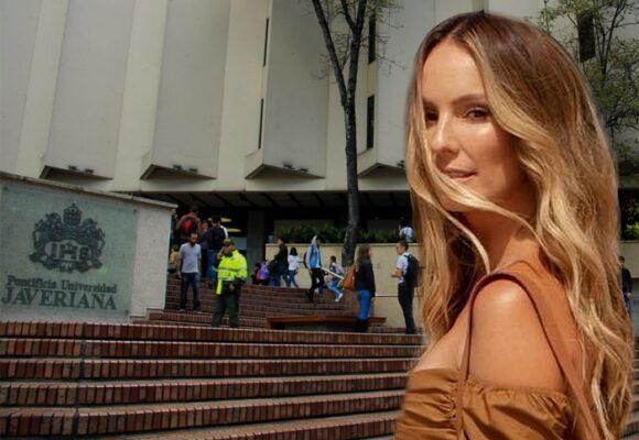 Claudia Bahamón fue acosada sexualmente por un sacerdote de la Javeriana