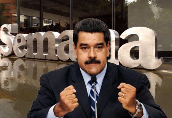 Duro ataque de Maduro a Revista Semana