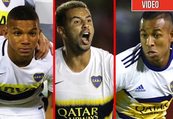 En Argentina se cansaron de la rumba de los jugadores colombianos de Boca