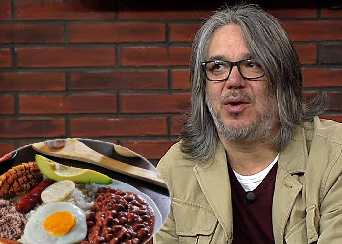 Los atiborrados y poco saludables almuerzos de Martin de Francisco