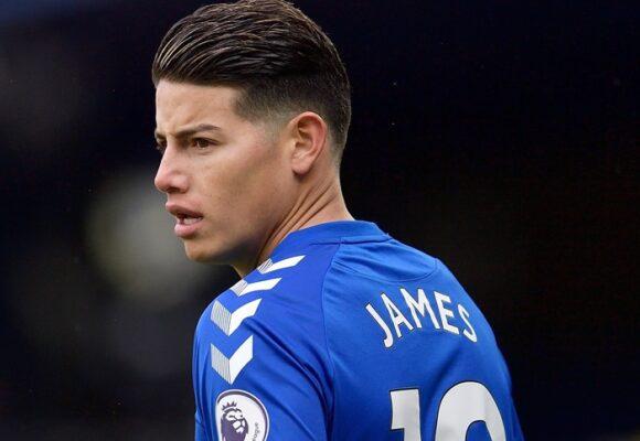 Los rumores que afirman que James ya no es feliz en Inglaterra