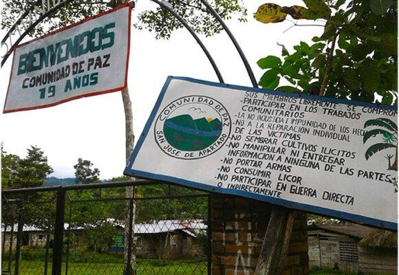 Un fallo que revictimiza a la Comunidad de Paz de San José de Apartadó