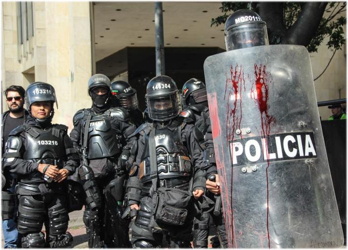 El odio que sienten los colombianos por los jóvenes que protestan