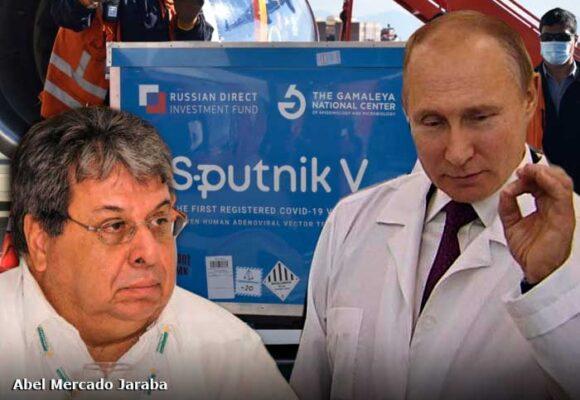 Un empresario colombiano listo a traer la vacuna Sputnik V