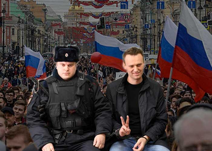 Alexéi Navalni el férreo opositor que Putin quiere callar con cárcel