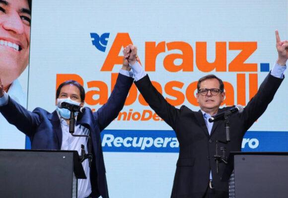 Exijo garantías para el triunfo del Centro Democrático