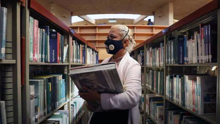 Las bibliotecas públicas: un oasis en medio de la pandemia