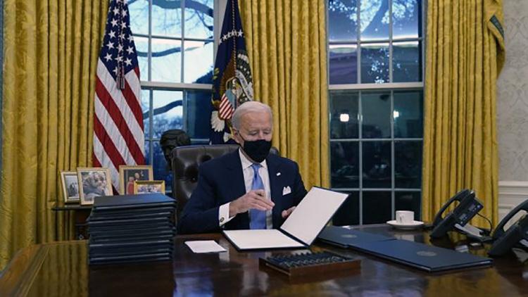 Las guerras de Joe Biden