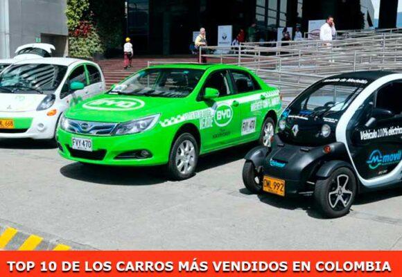 La pobre venta de carros eléctricos en Colombia: 700 en el año