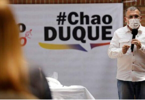 #ChaoDuque: otra Colombia posible