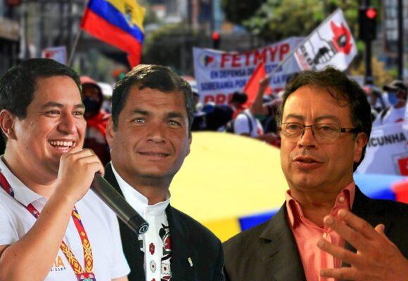Ecuador, giro a la izquierda. ¿Seguirá Colombia?