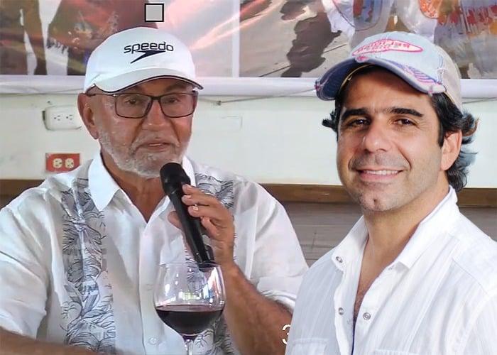 """""""Los sapos y los lambones son los que van a votar por él"""" cura Hoyos contra Alex Char"""