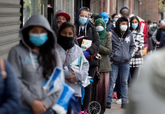 Niños y jóvenes, los más afectados en la pandemia