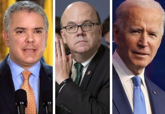 Banderillas del senador Jim McGovern a Duque por asesinatosen Colombia