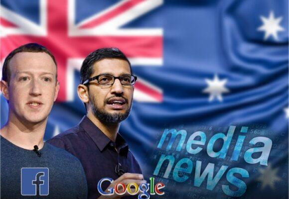 Australia aprueba la ley que obliga a Facebook y Google a pagar por noticias publicadas