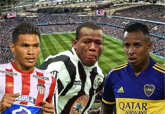 Los futbolistas más extravagantes de Colombia