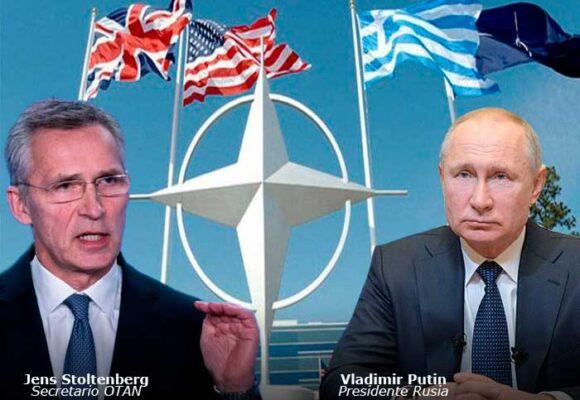 ¿Una nueva guerra fría entre Rusia y Occidente?