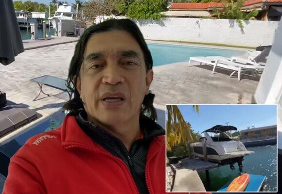 Gustavo Bolivar, el mamerto más rico de Colombia