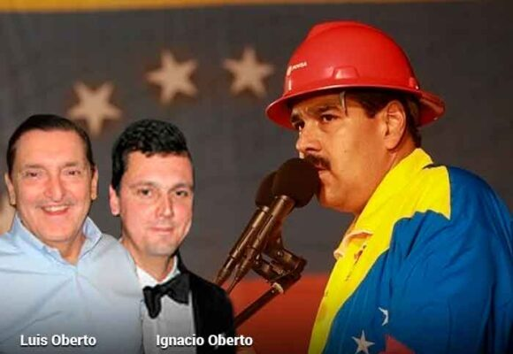 Los hermanos Oberto, los alfiles de Maduro para saquear PDVSA
