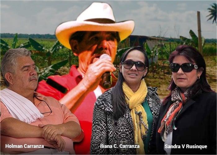Las millonarias tierras de Carranza que tienen enfrentados a 4 hijos legítimos y 3 bastardos