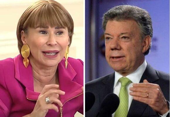 Cuando Alicia Arango acusaba a Santos de nombrar hijos de políticos en su gobierno