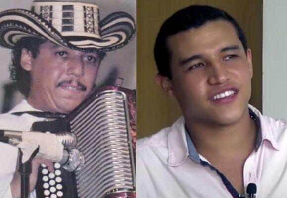 El hijo de Juancho Rois que no nació para tocar el acordeón