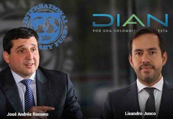 Lisandro Junco, el nuevo director de la Dian