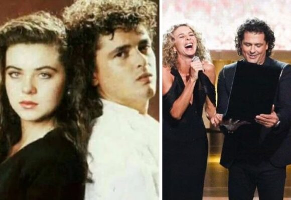 Margarita Rosa y Carlos Vives: amor eterno