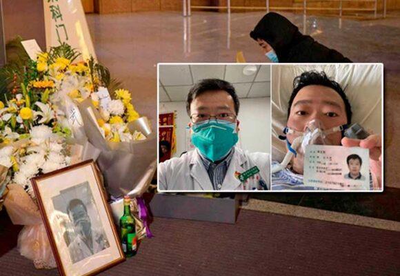 El médico de Wuhan que murió alertando que había llegado el coronavirus
