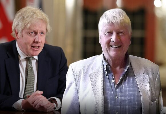El padre de Boris Johnson pide la nacionalidad francesa