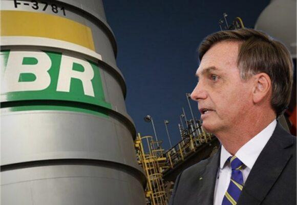 Bolsonaro le mete mano a Petrobras: nombra un militar