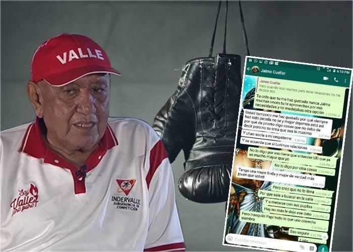 Las denuncias de acoso sexual que sacaron al presidente de la Liga de Boxeo del Valle