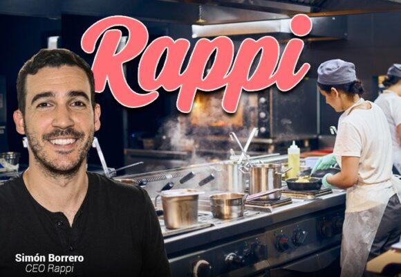 Las cocinas secretas, uno de los motores del éxito de Rappi